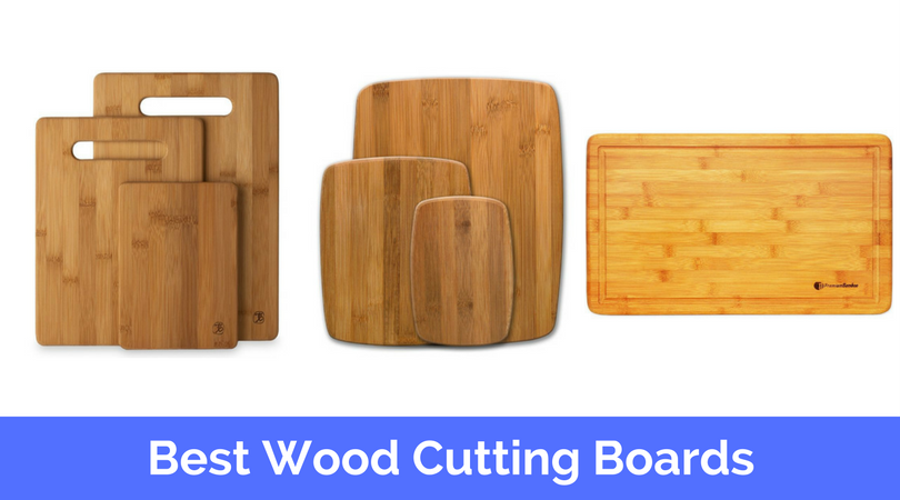 Top 10 Best Wood Cutting Boards in 2017 Reviews