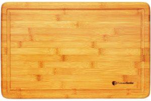Extra Large Bamboo Cutting Board