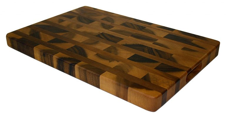Mountain Woods Acacia Hardwood End Grain Cutting Board