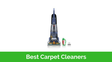 Best Carpet Cleaners in 2017 Reviews