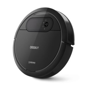 ECOVACS Robotic Vacuum Cleaner with Mop and Water Tank