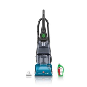 Hoover Carpet Cleaner SteamVac with Clean Surge Carpet Cleaner Machine