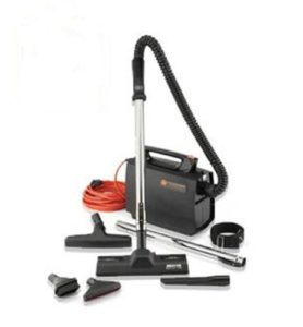Hoover CH3000 PortaPower Lightweight Commercial Canister Vacuum