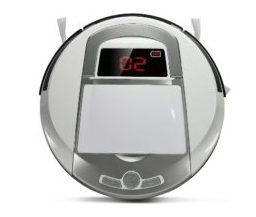 Intelligent Smart Cleaner, Robotic Vacuum Floor Cleaner