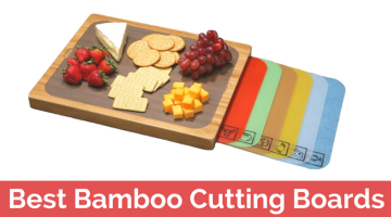 Best Bamboo Cutting Boards in 2017 Reviews