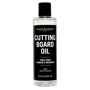 Caron & Doucet - Coconut Cutting Board Oil & Butcher Block Oil