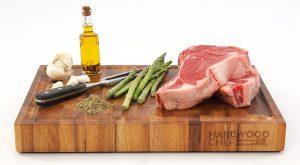 Hardwood Chef Premium Thick Acacia Wood End Grain Cutting Board