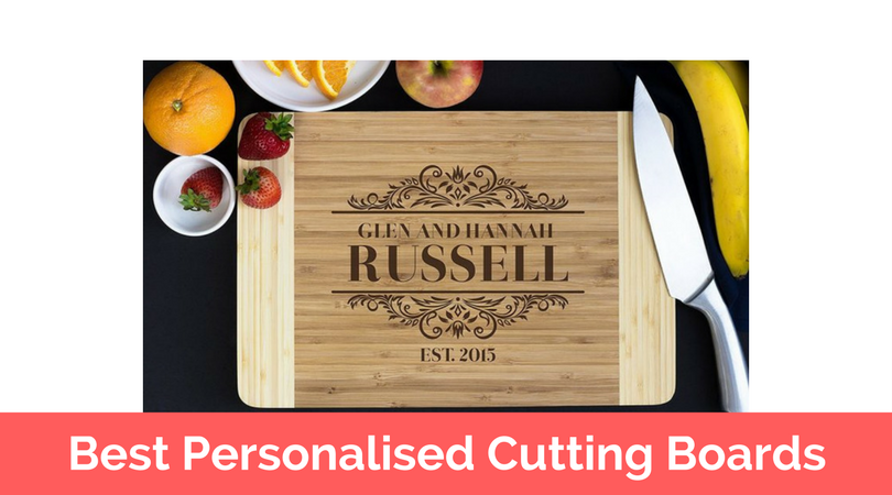 Best Personalized Cutting Board in 2017