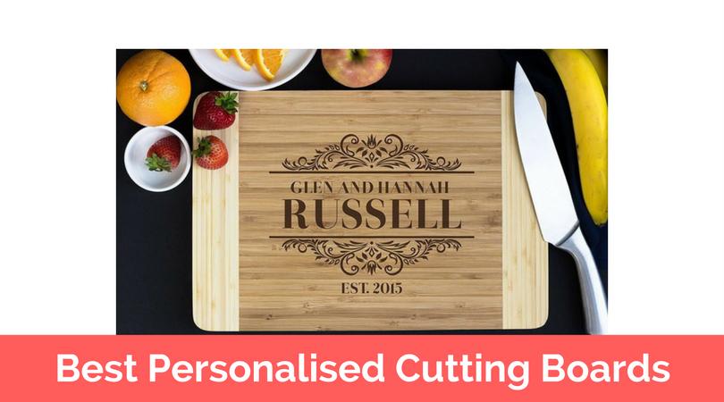 Best Personalized Cutting Board in 2017