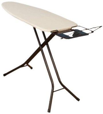 Household Essentials Extra Wide Top 4-Leg Large Ironing Board