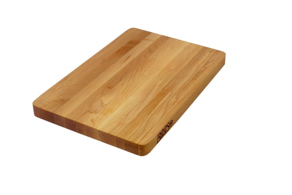 John Boos Chop-N-Slice Maple Wood Reversible Best Maple Cutting Boards