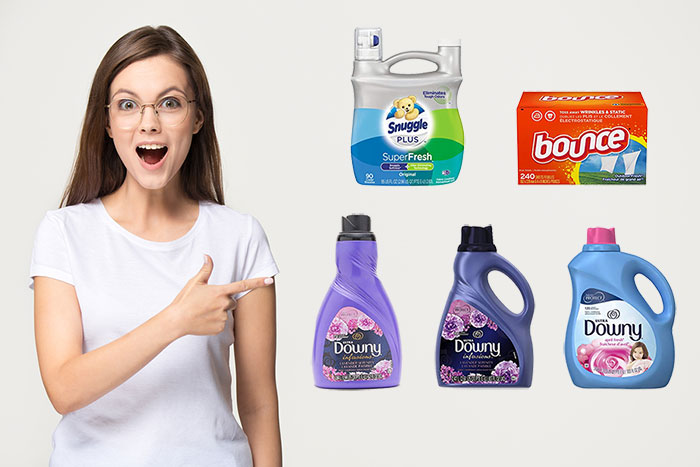 Top 5 Best Fabric Softeners to Buy in 2019 | Home Product