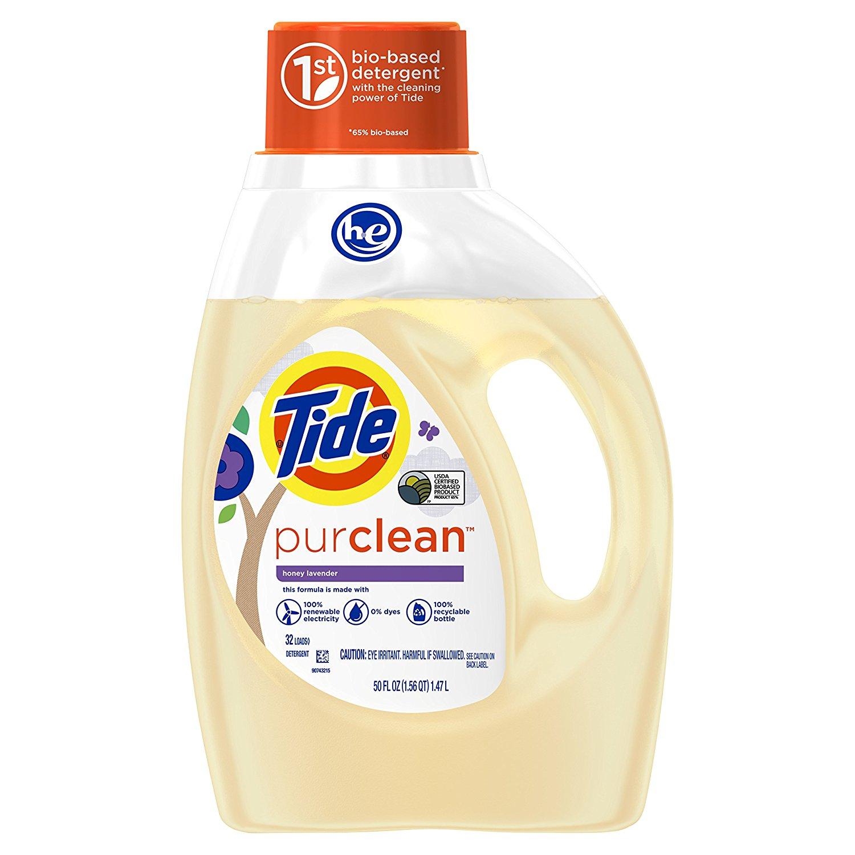 Top 5 Best Laundry Detergents Reviews