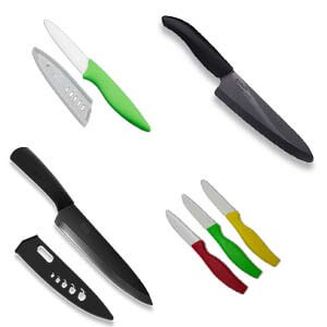Top 5 Best Ceramic Knives Review