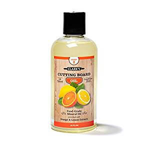 Best Cutting Board Oils Review