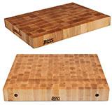 ohn Boos Block CCB2015-225 Classic Reversible Maple Wood End Grain Chopping Block