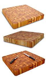 Catskill Craftsmen Super Slab with Finger Grooves
