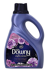 Downy Ultra Infusions Liquid Fabric Conditioner, Lavender Serenity Scent