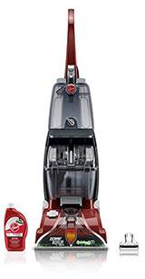 Hoover FH50150 Carpet Basics Power Scrub