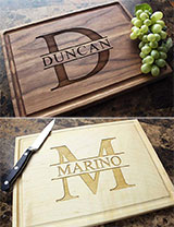 Personalized Cutting Board, Custom Keepsake