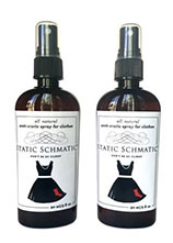 Static Schmatic for Clothing