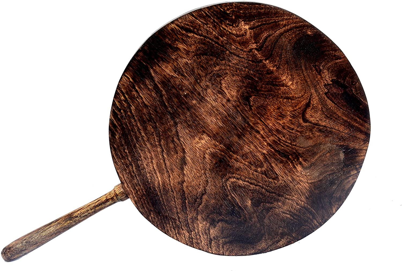 Generic Wood Round Chopping Board