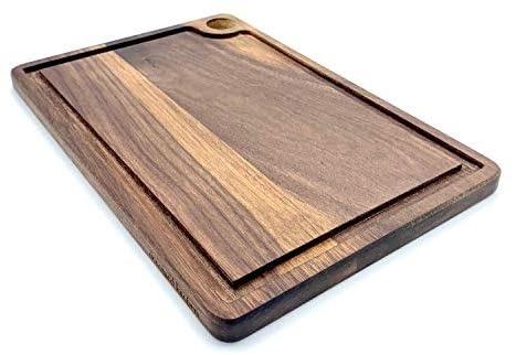 Accented Walnut Cutting Board