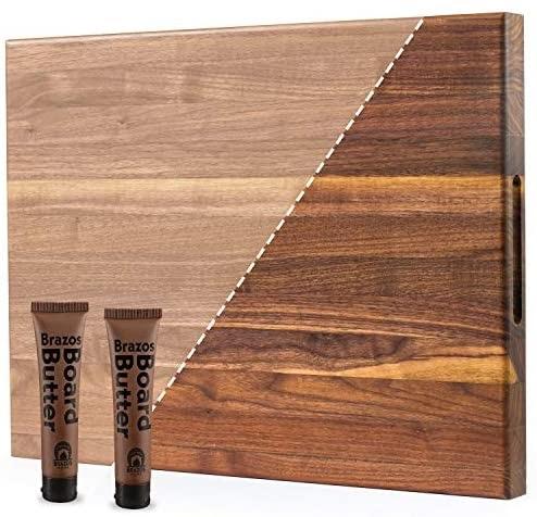 Brazos Walnut Cutting Board