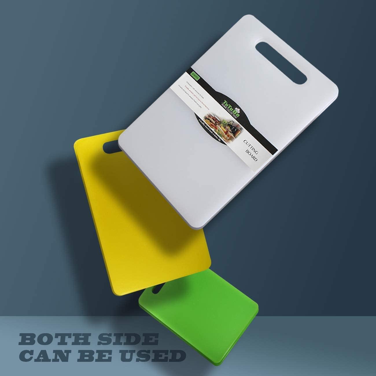 Fotouzy Plastic Utility Cutting Board