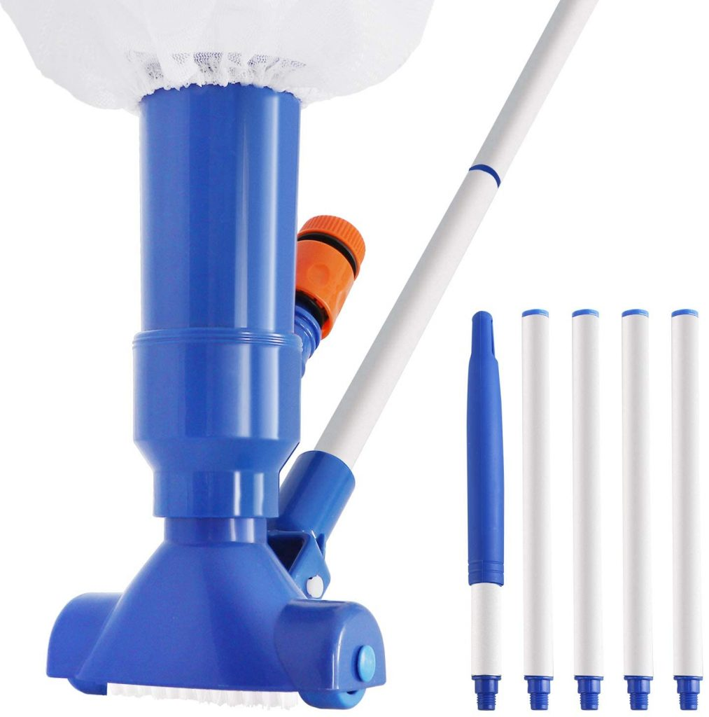 POLOG Handheld Pool Leaf Vacuum Cleaner