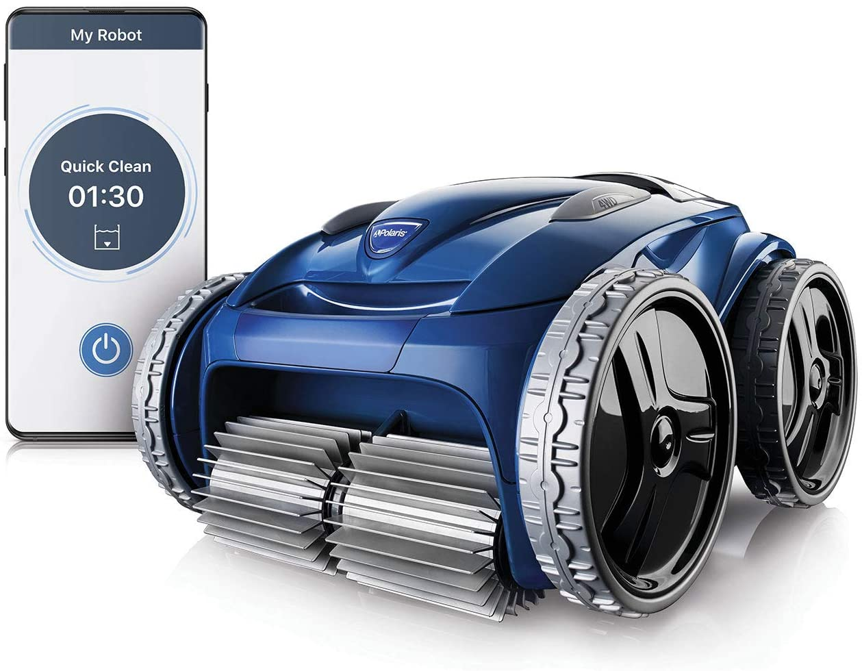 Polaris 9650IQ Sport Robotic Pool Vacuum Cleaner