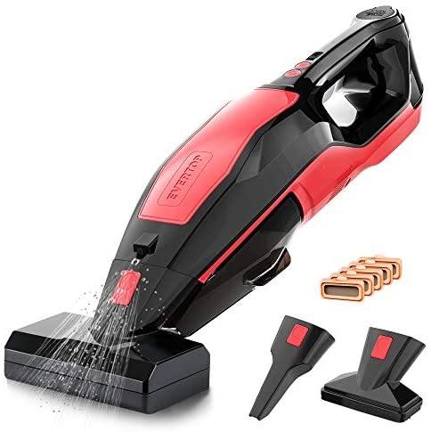 REEXBON Cordless Portable Vacuum