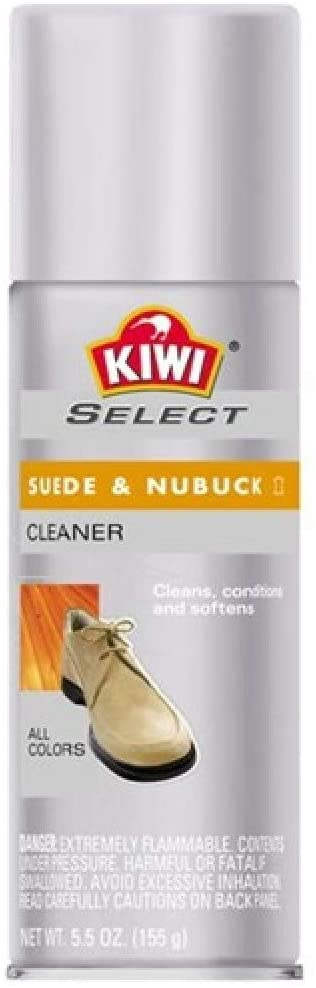 Kiwi SELECT Suede and Nubuck Cleaner